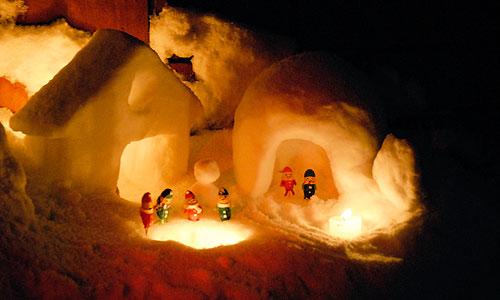 小樽雪あかりの路・・・2010-02