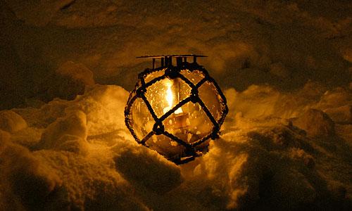 小樽雪あかりの路・・・2010-03
